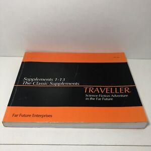 Far Future Enterprises Traveller Supplements #1-13 FFE002