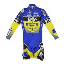 VERMARC Team Lotto 3 M Zeitfahranzug speedsuit cycling skinsuit time trial NEU