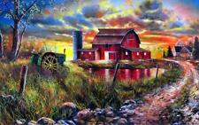 Memories Past  Art Print By Jim Hansel Signed and Numbered