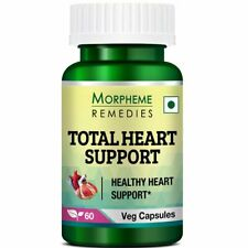 Morpheme Remedies Total Support 500 mg Extract 60 Veg Capsules