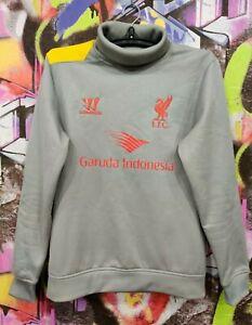 Liverpool 2014 / 2015 Football Soccer Longsleeve Sweatshirt Jersey  Mens size S