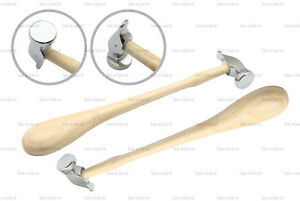 NEW NARROW & FLAT 25 MM RAISING CHASING HAMMERS JEWELLERY REPOUSSE SILVER SMITH