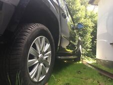 VW Amarok Wheels and tyres