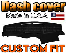 Fits 2006-2012  MITSUBISHI ECLIPSE  DASH COVER MAT DASHBOARD PAD / BLACK