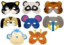 Party Animal Masks children's Eva Foam