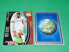 FOOTBALL CARD WIZARDS 2001-2002 PATRICK MÜLLER OLYMPIQUE LYON OL SCHWEIZ PANINI