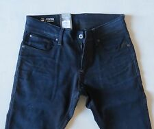 G-star Raw Revend Jeans Super Slim 36 W x 32 Dark Aged Wash New with Tags
