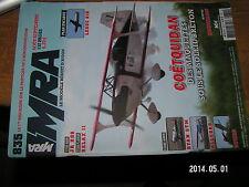 MRA n°835 plan encarté Leduc 010 / JR XG8 Ryan STM Allegro Speed Relax II