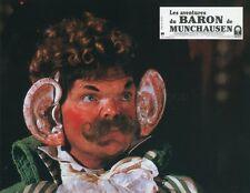 JACK PURVIS THE ADVENTURES OF BARON  MUNCHAUSEN 1988 VINTAGE LOBBY CARD #2