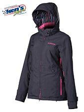 Klim Women's GORE-TEX™ WATERPROOF Pink INTRIGUE Snowmobile Parka Jacket