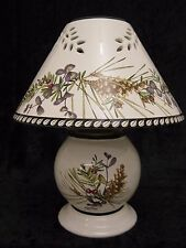 Lenox Etchings collection candle lamp