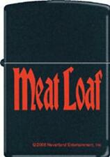 Zippo 218 meat loaf music Lighter