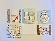 Lot of 10 Friendship Greeting Cards With Scripture