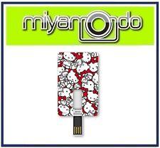 Original TRIBE Hello Kitty Fun 8GB USB Card USB Drive Thumb Drive Pen Drive Flas