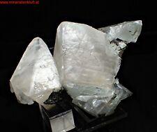 alpin Rarität CALCIT Kristall Stufe GROßER BÄRENKOPF Kaprun Pinzgau Austria *