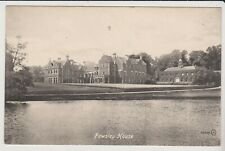 FAWSLEY HOUSE - DAVENTRY - NORTHAMPTONSHIRE -  POSTCARD