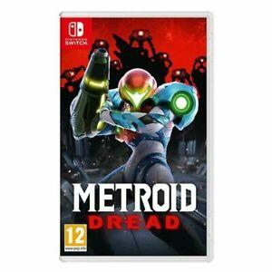 Metroid Dread Nintendo SWITCH