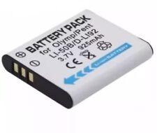 2x Li-50B Li50B Camera Battery for Olympus Tough 8000 8010 9010 U9010 SP-810
