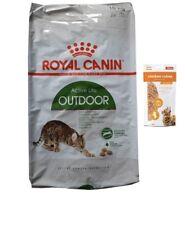 10kg Royal Canin Outdoor 30 /für Katzen die draußen leben/ + 85g Frischebeutel
