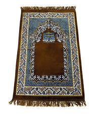Prayer Rug Moroccan Carpet Mat Salat Sajada Turkish Islamic Islam Muslim Musala