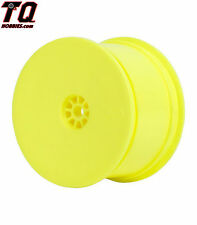 AKA Racing 23111Y 1/10 Buggy EVO KYO/AE/TLR Re Yellow Wheel(2) Fast ship+track