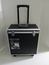 NEW XBOX 360 PS2 Console Hardshell Telescopic Handle Wheeled Carry Travel Case