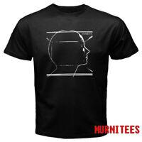 Slowdive Rock Band Album Logo Men's Black T-Shirt S to 3XL