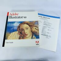 Adobe Illustrator 9.0 Windows User  Guide, No Software