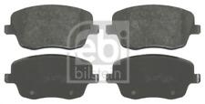 Bremsbelagsatz, Scheibenbremse für Bremsanlage Vorderachse FEBI BILSTEIN 16484
