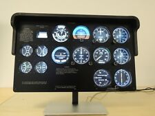 """Flight Simulator Front Panel - Mask for monitor  22"""" - 23"""" size"""