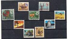 Rhodesia Valores del año 1964-74 (DG-751)