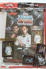 TOPPS Turbo Attax 2020 Formula 1 - Starter inkl. Hamilton Gold limited Edition