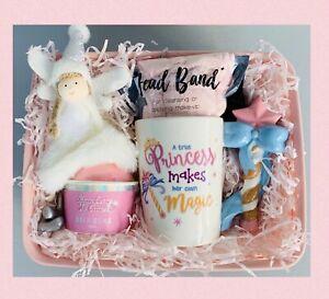 GIRLS PAMPER HAMPER BEAUTY GIFT SET CHILDREN'S BIRTHDAY DAUGHTER NIECE COUSIN