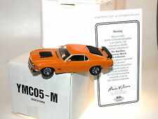 Matchbox Collectibles YMC05-M, 1970 Ford Mustang Boss 429, orange, 1:43 OVP