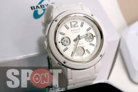 Casio Baby-G Big Face Design Ladies Watch BGA-150-7B  BGA150 7B