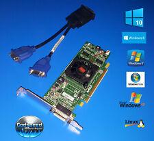 HP Pavilion a1378cl a1430n a1450n a1512x a1530n Dual VGA Monitor Video Card