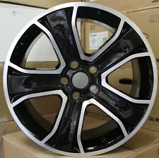 20 INCH RIMS FIT RANGE ROVER ALL RR HSE/ HSE SPORT BLACK MANCHESTER WHEELS