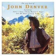 John Denver Very Best Of CD NEW SEALED Country Annie's Song/Rocky Mountain High+