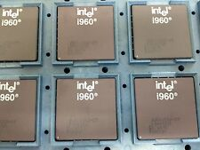 NEW x2 INTEL A80960CA-25, 32-bit highperformance embedded processor 25MHz PGA168