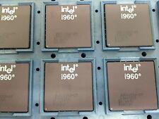 NEU x2 Intel a80960ca-25, 32-bit Hochleistungs Embedded Prozessor 25mhz pga168