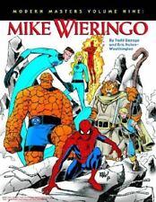 MODERN MASTERS VOLUME 9: MIKE WIERINGO (V. 9) By Eric Nolen-weathington **Mint**