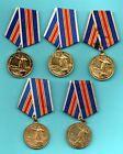 """ORIGINAL Russia Lot of 10 Soviet Medal """"250 Years of Leningrad"""" order 625a"""