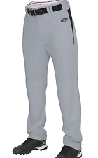 Rawlings Men's Semi-Relaxed Baseball/Softball Pants Open Bottom (NEW) Lists @$50