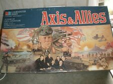 Vintage 1987 Axis and Allies Milton Bradley Spring 1942 EUC