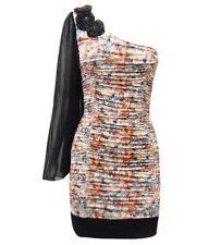 Polyester Retro Dresses for Women with Kimono Sleeve