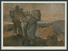 René Kuder DT. Alpes Corps Vosges maimont Château Wasigenstein Strasbourg Alsace 1918
