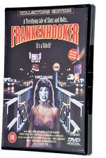 Frankenhooker Rare Collectors Edition DVD Movie Film Region Free 0 / ALL