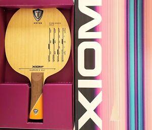 XIOM Allround S Novus Classic (ALL+) Table Tennis Blade