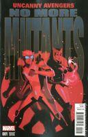 Uncanny Avengers #1 Daniel Acuna Variant (2015) Marvel Comics