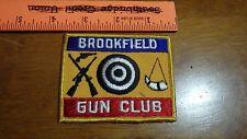 Vintage Brookfield Massachusetts Gun Club Hunting Ammunition Bx E #34